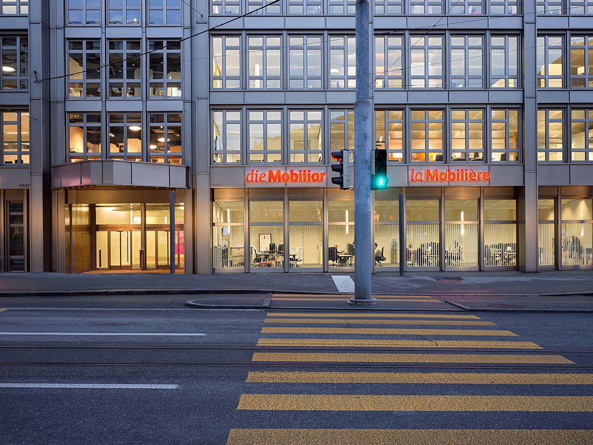 Mobiliar headquarters