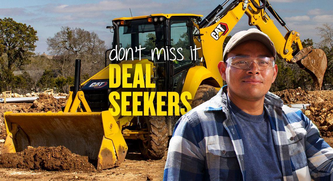 Don't Miss It, Deal Seekers