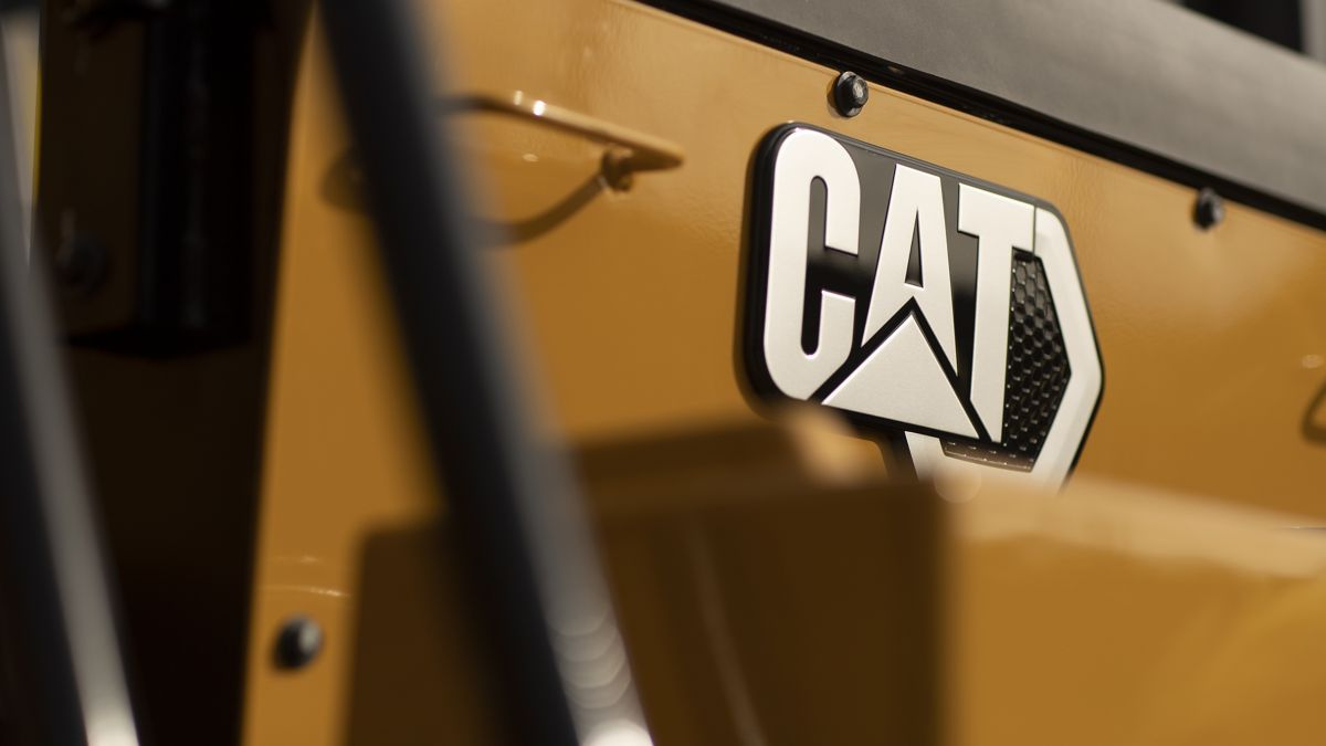 Logo on Tractor