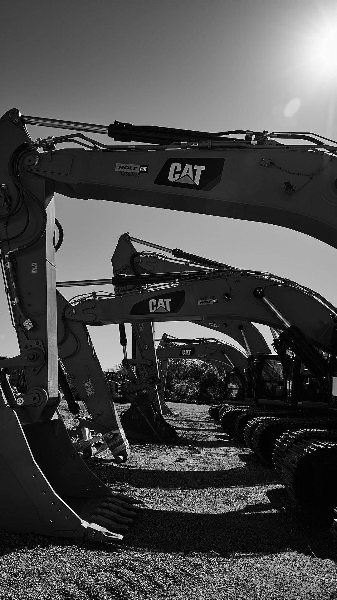 Linedup Excavators