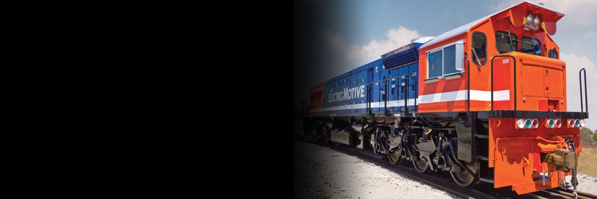 Progress Rail and Pacific Harbor Line Sign Agreement for Battery Locomotive