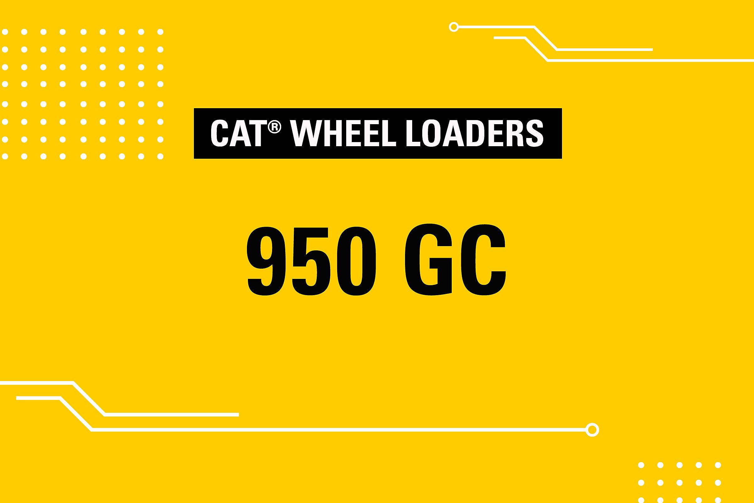 Wheel Loaders 950 GC