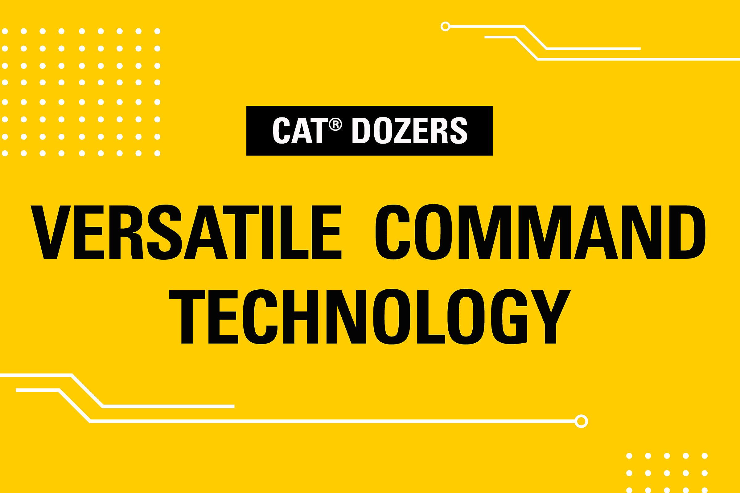 Versatile Command Technology
