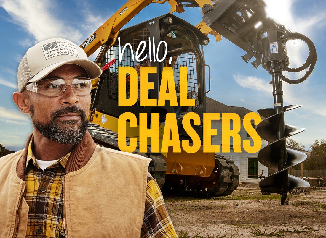 Construction Customer Value Agreements – Hello, deal chasers.