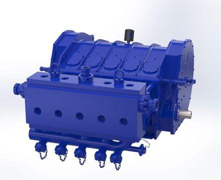 SPM Frac Pump