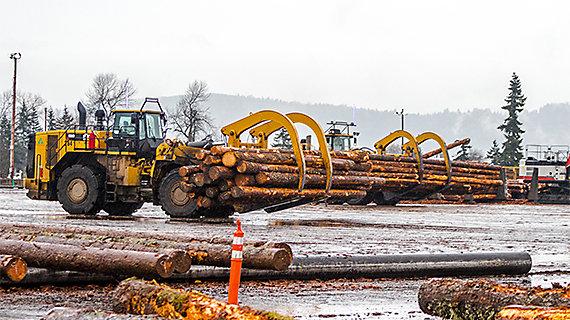 988K lifting logs