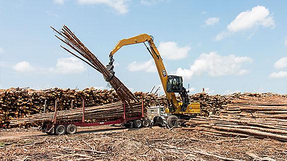 MH3040 lifting logs