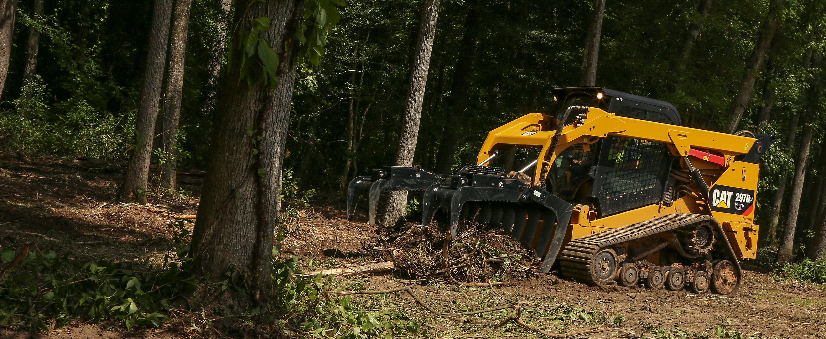 Forestry Attachments