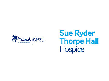 Mind and Sue Ryder charities
