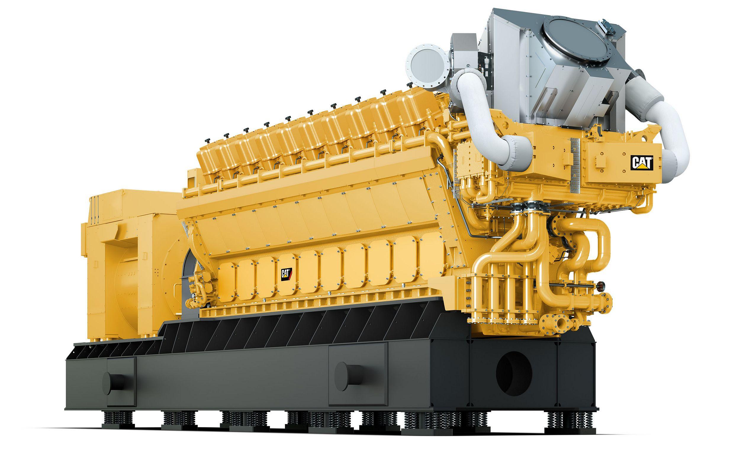 GCM34 Electronic Power Generator Sets