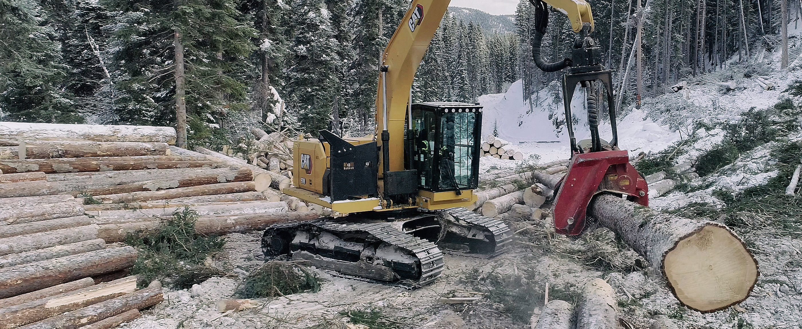 Forestry equipment 538