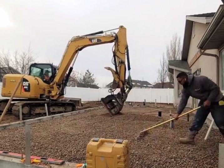 Construction Crew Members