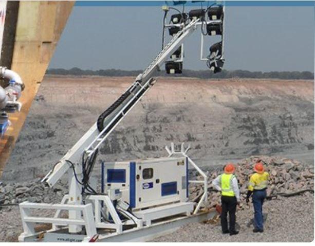 FG Wilson Diesel Mining