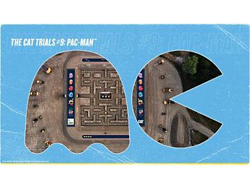 The Cat Trials #9 PAC-MAN