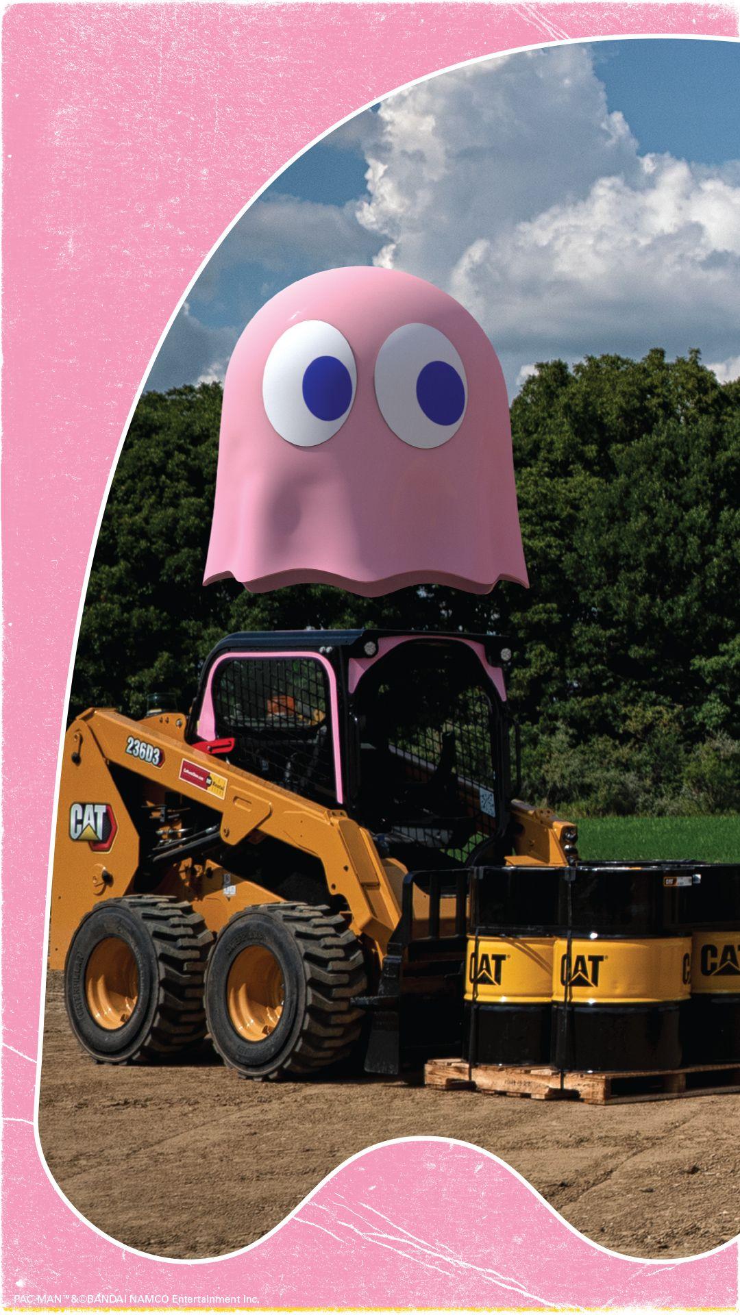 Pinky Pinky Ghost