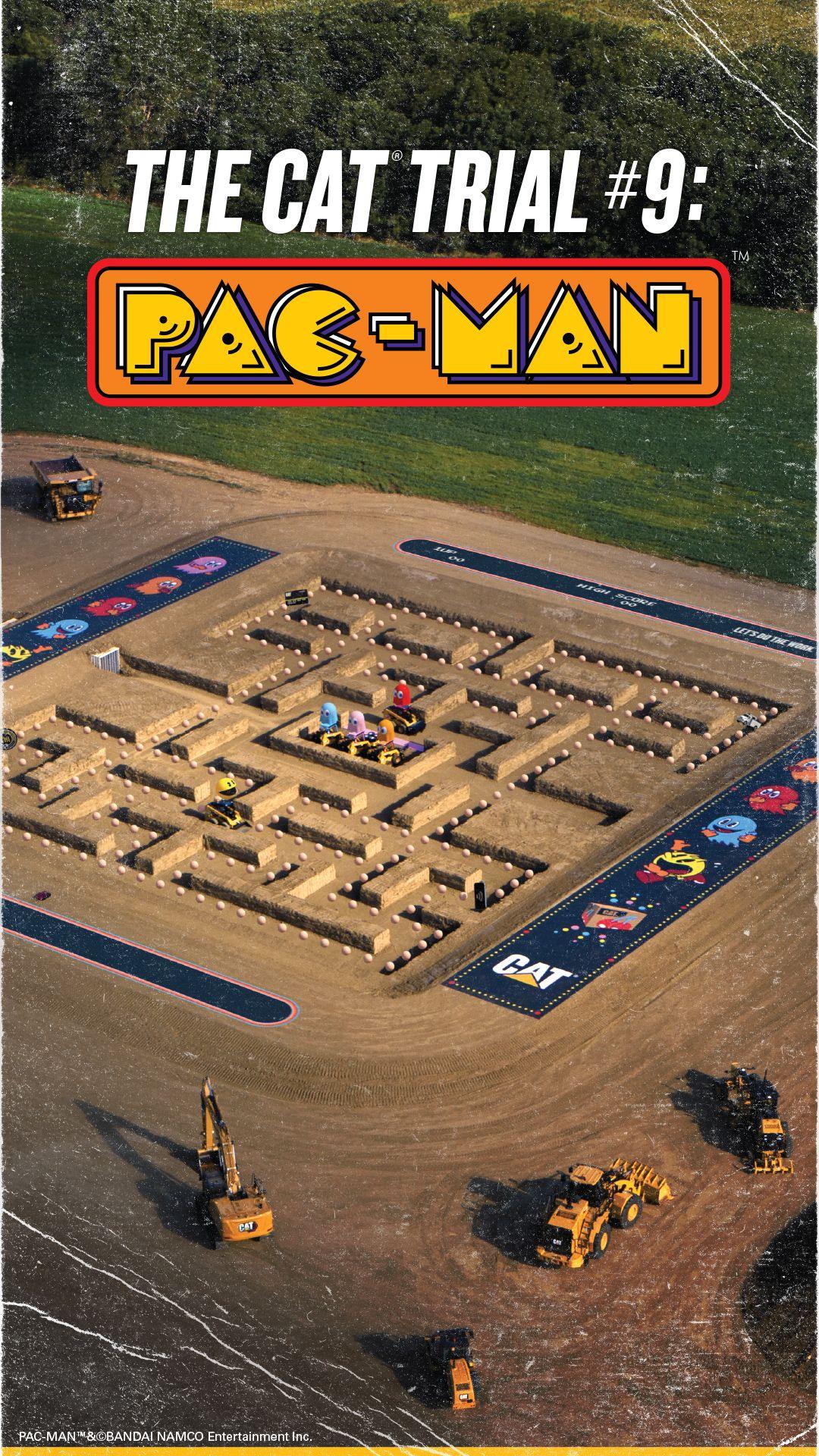 Pac-Man Trial 9