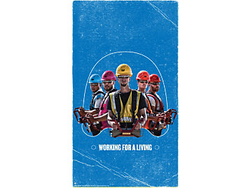 Working for a living
