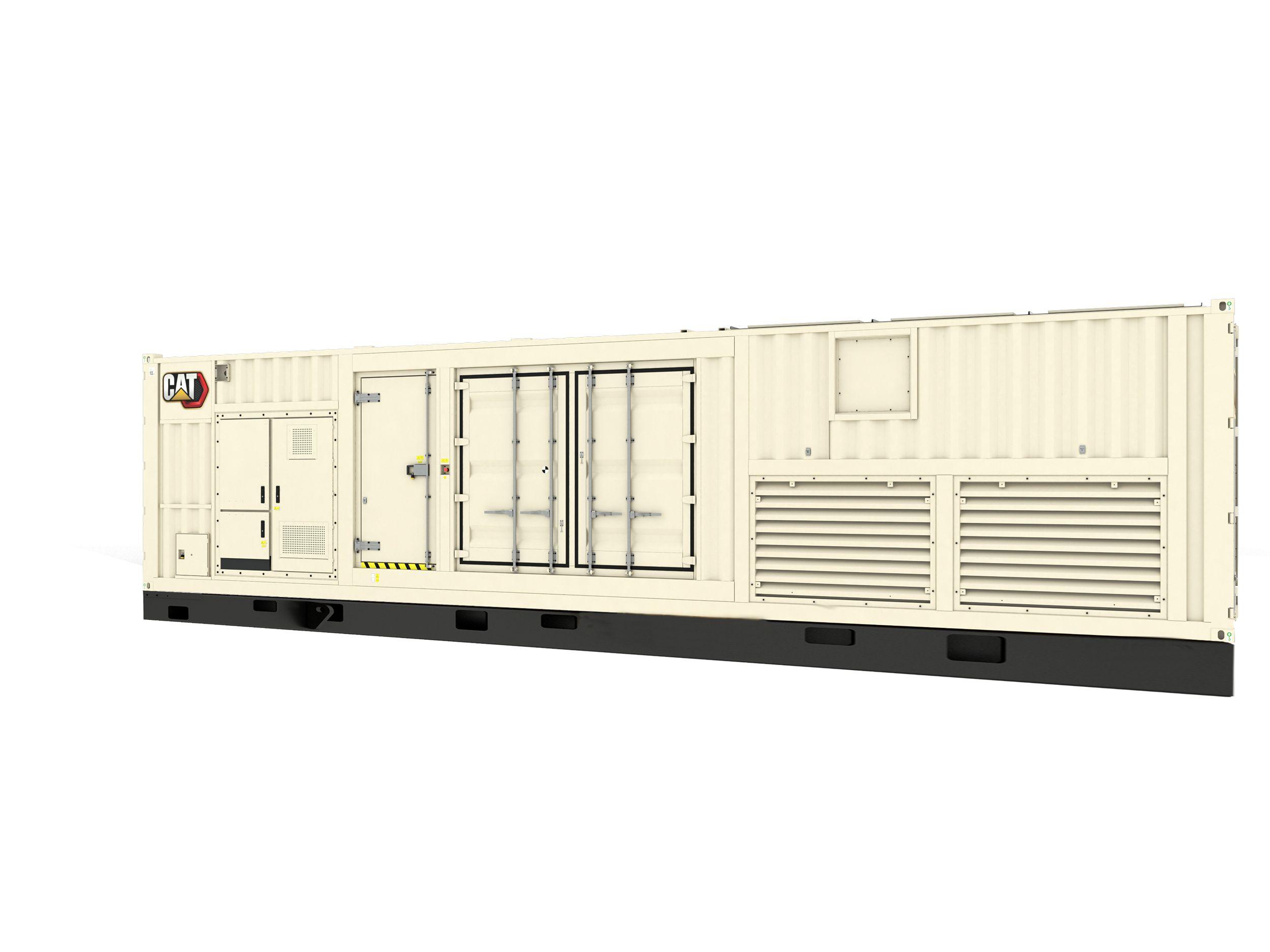 CHP2500 Gas Enclosure