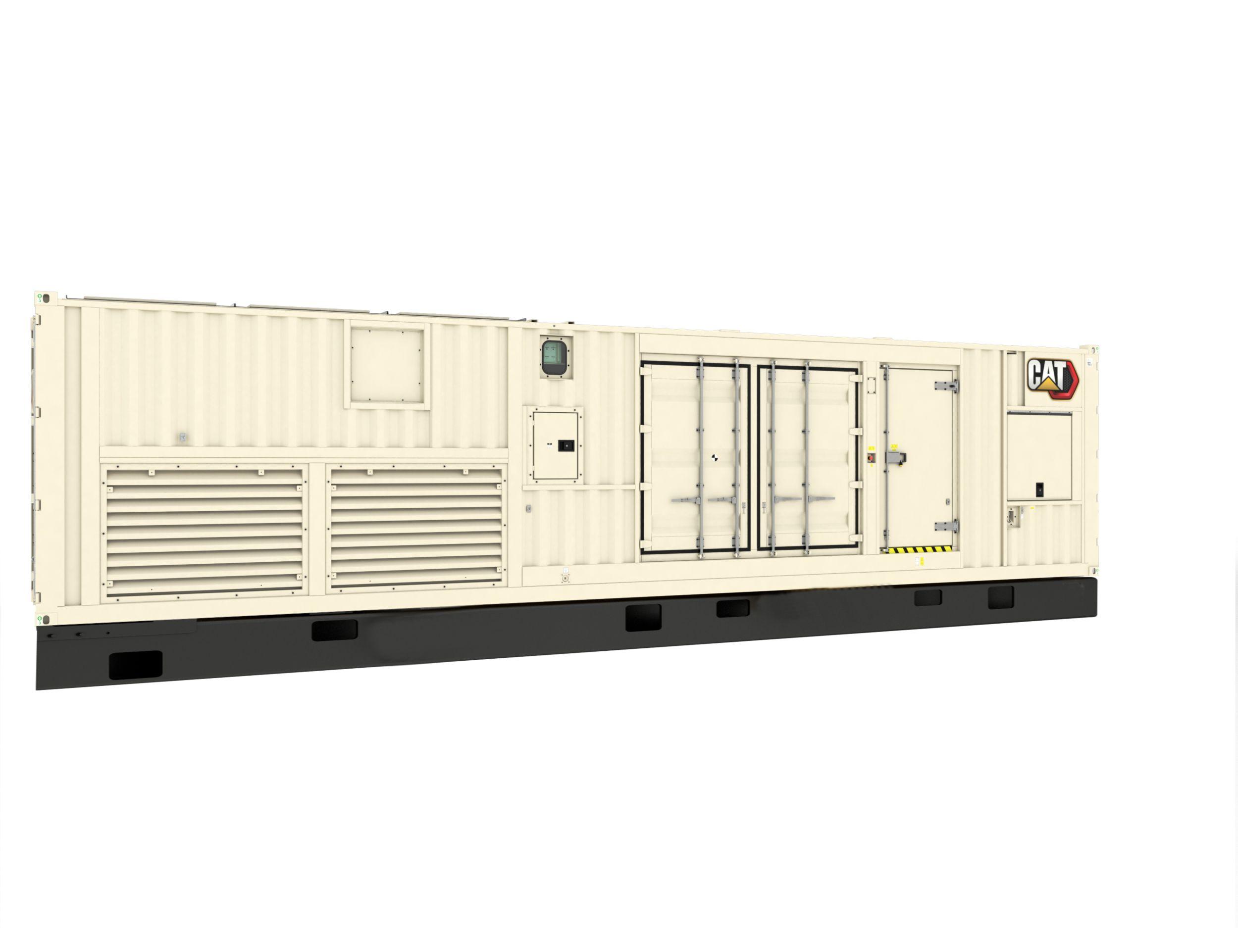CHP2500 Gas Enclosure>