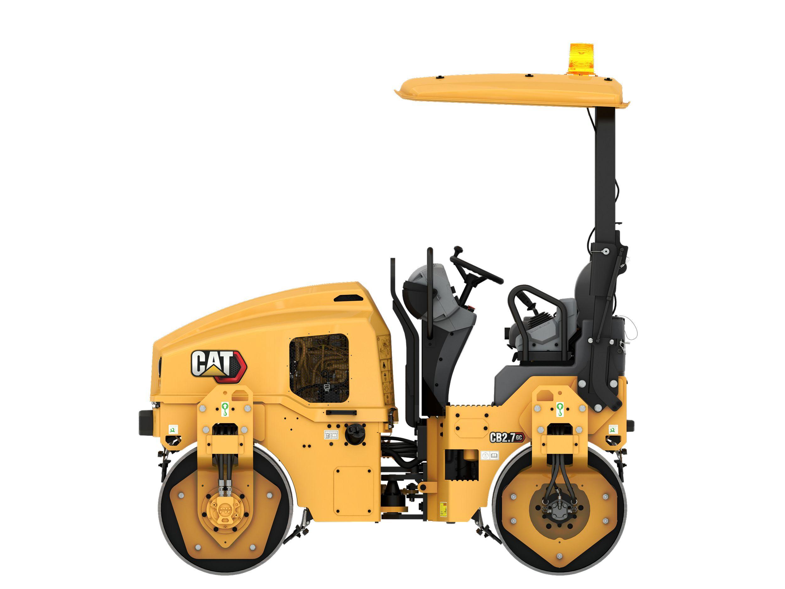 CB2.7 Utility Compactors