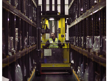 Material handling can be key