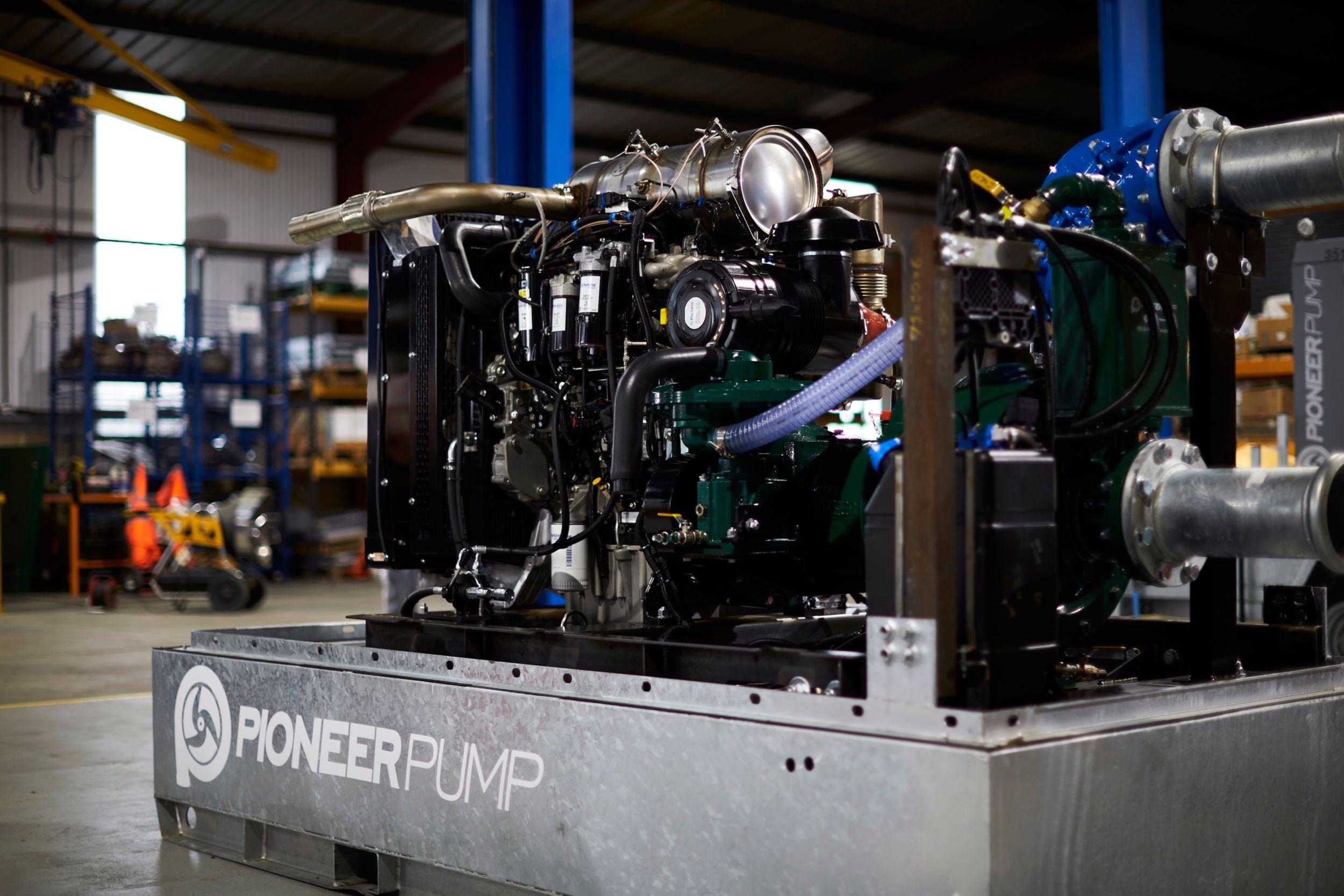Pioneer Pump Ltd.