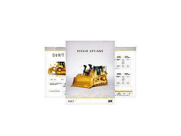 D8R/T Repair Options Brochure