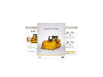 D9R Repair Options Brochure