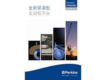 Perkins®Syncro 2.8, 3.6L