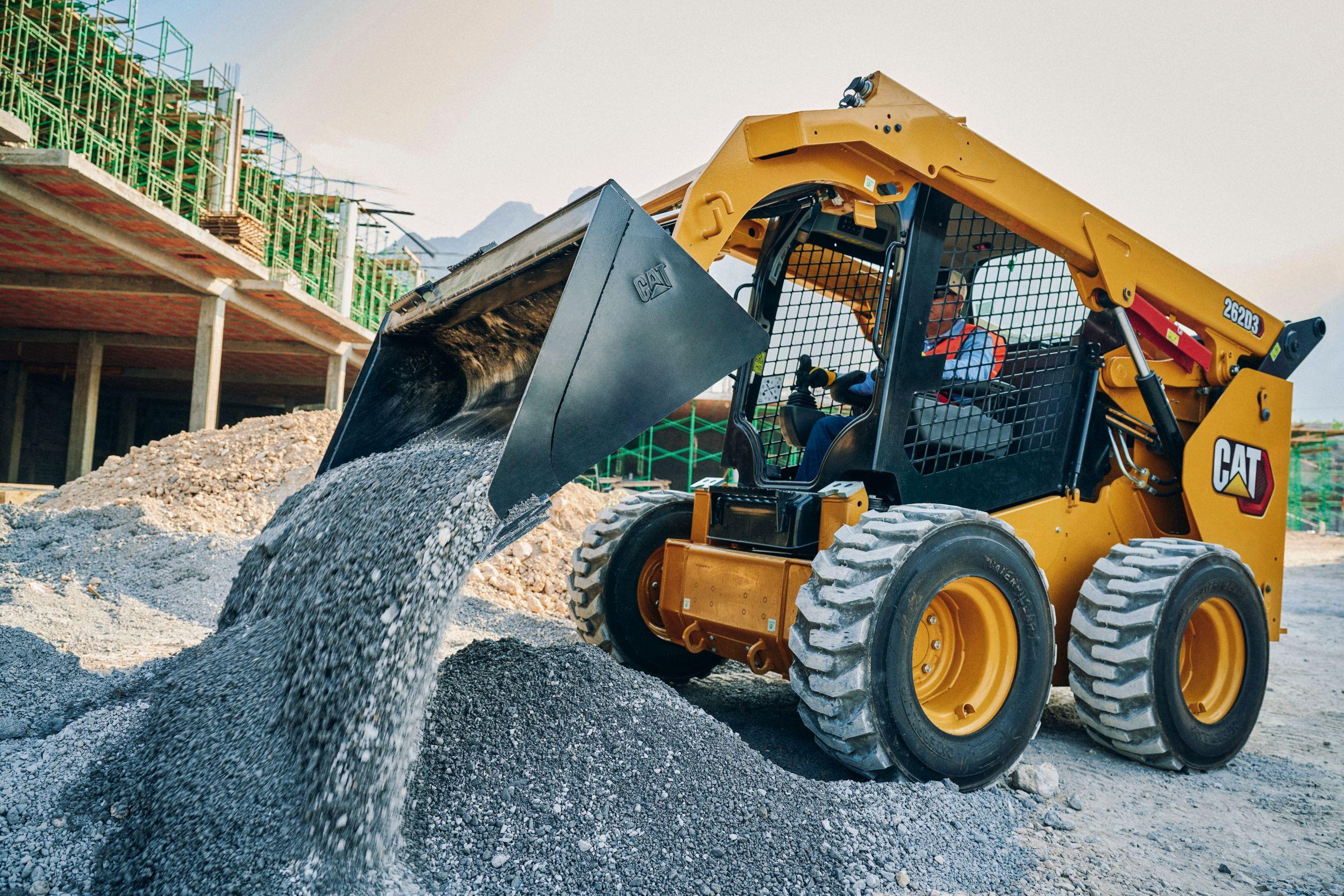 Recomendaciones para el mantenimiento de máquinas de construcción