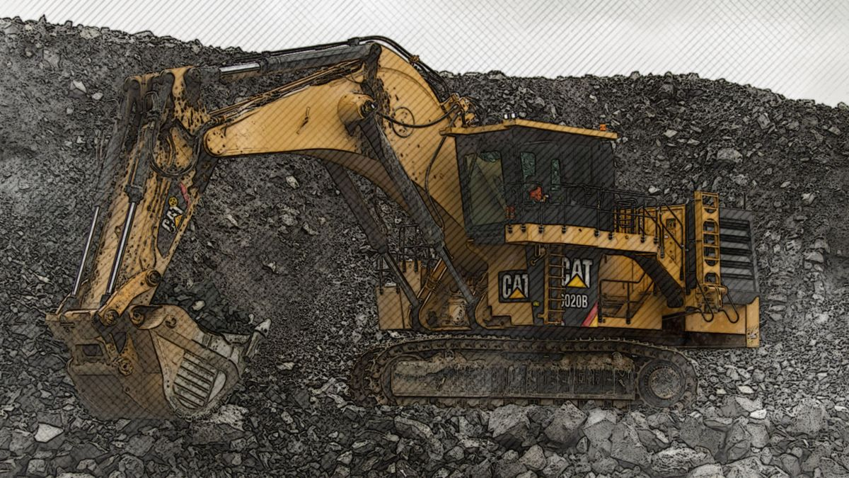 Cat Undercarriage for Mining Equipment