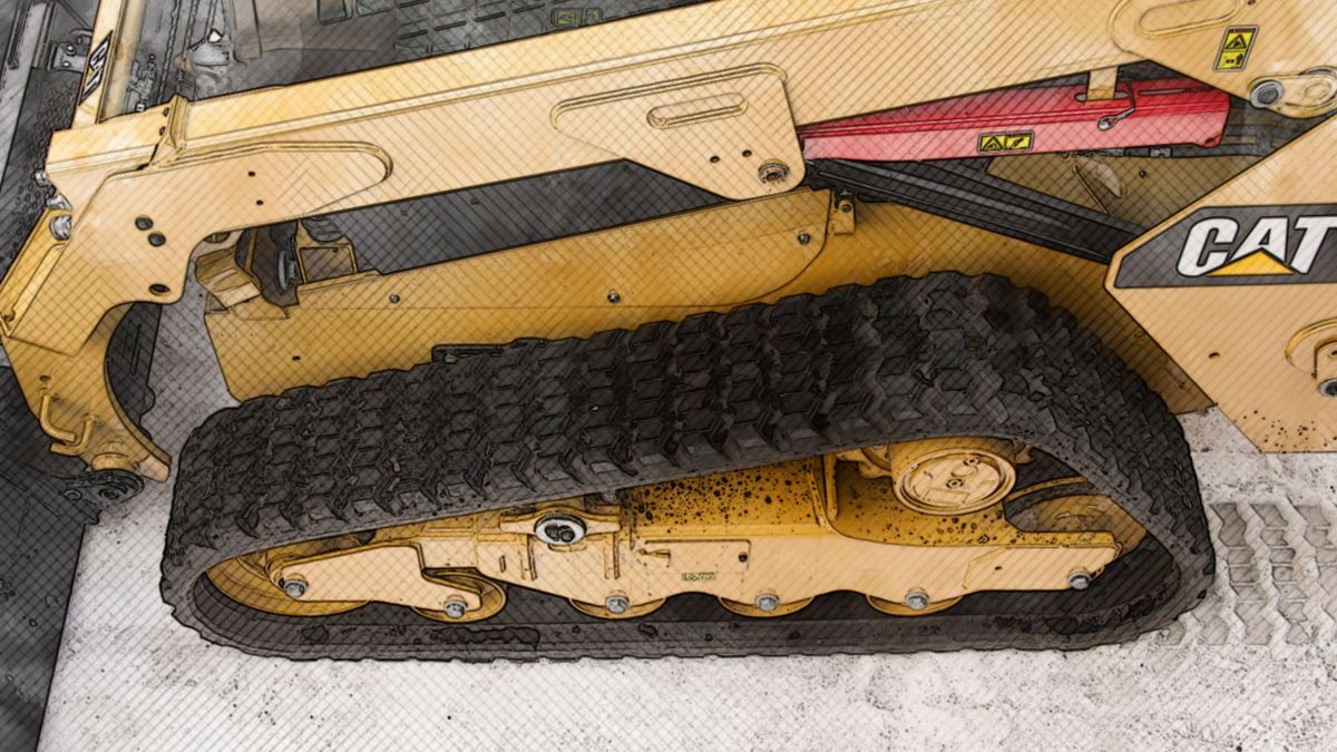 Rubber Track Undercarriage Selection