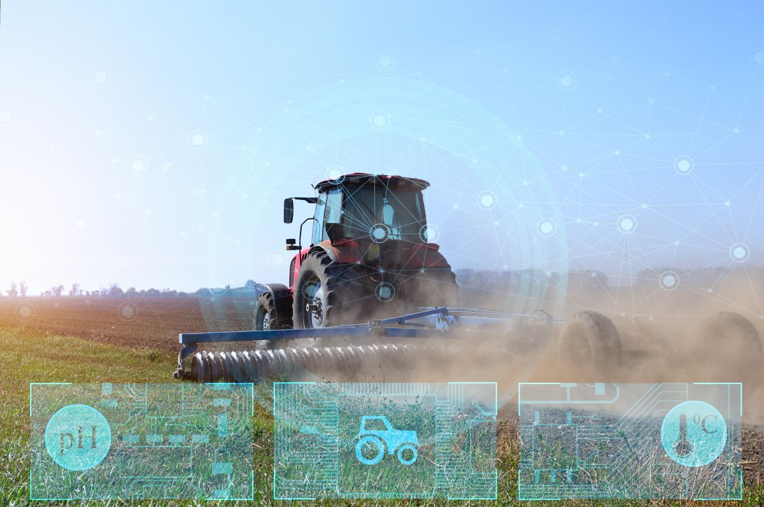 Agri tech machinery