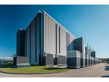 Safe Host data center in Gland, Switzerland
