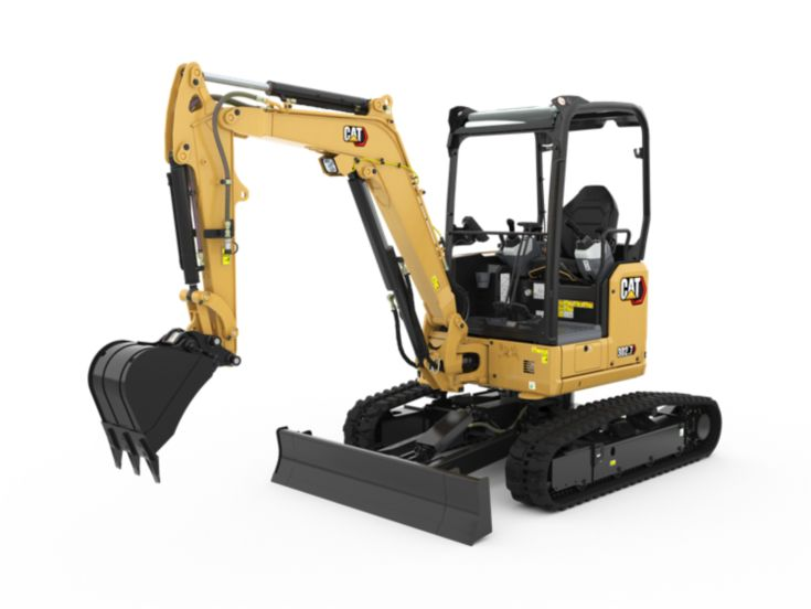 Skid Steer and Compact Track Loaders - 302.7 CR