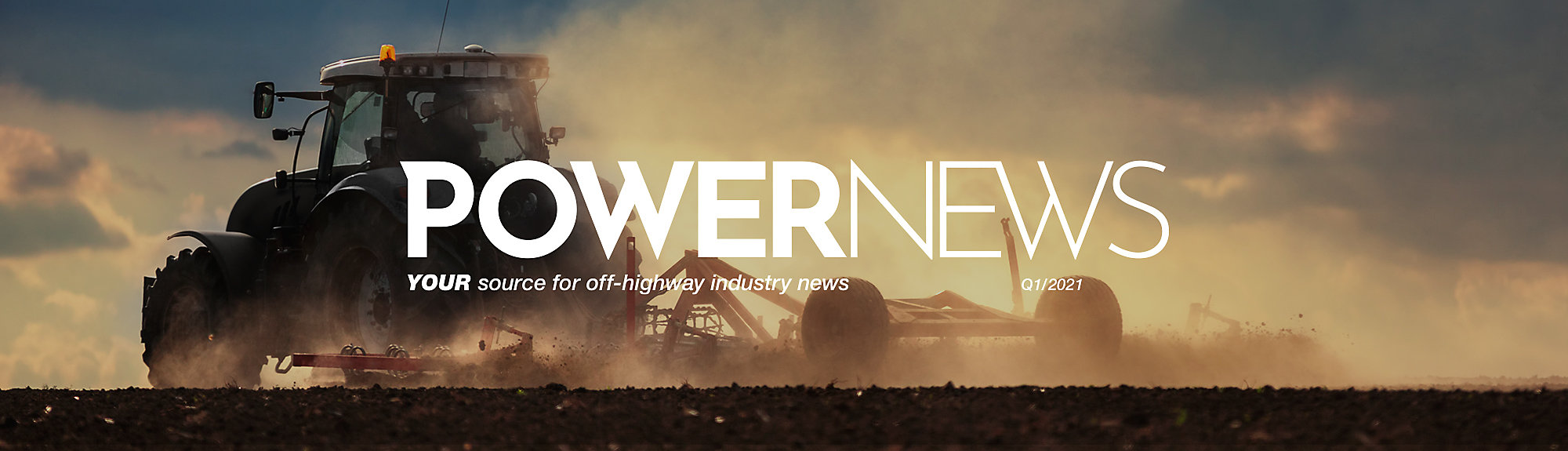 Powernews - Your source for off-highway industry news