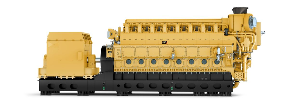 CM46DF V-Type Electronic Power Generator Sets Right>