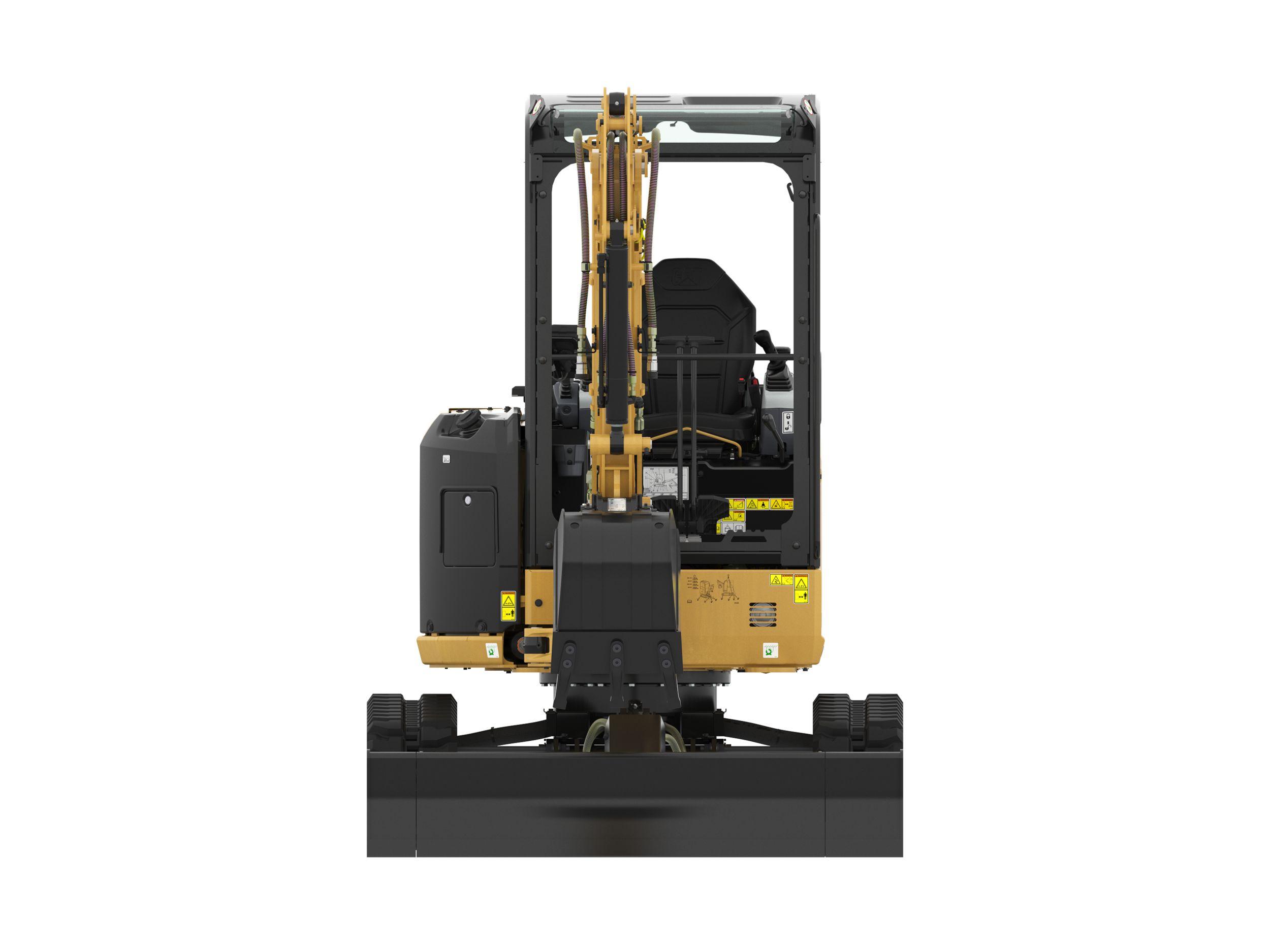 Mini Excavators 302.7 CR