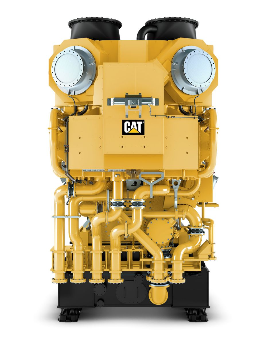 CM46DF V-Type Electronic Power Generator Sets Front>