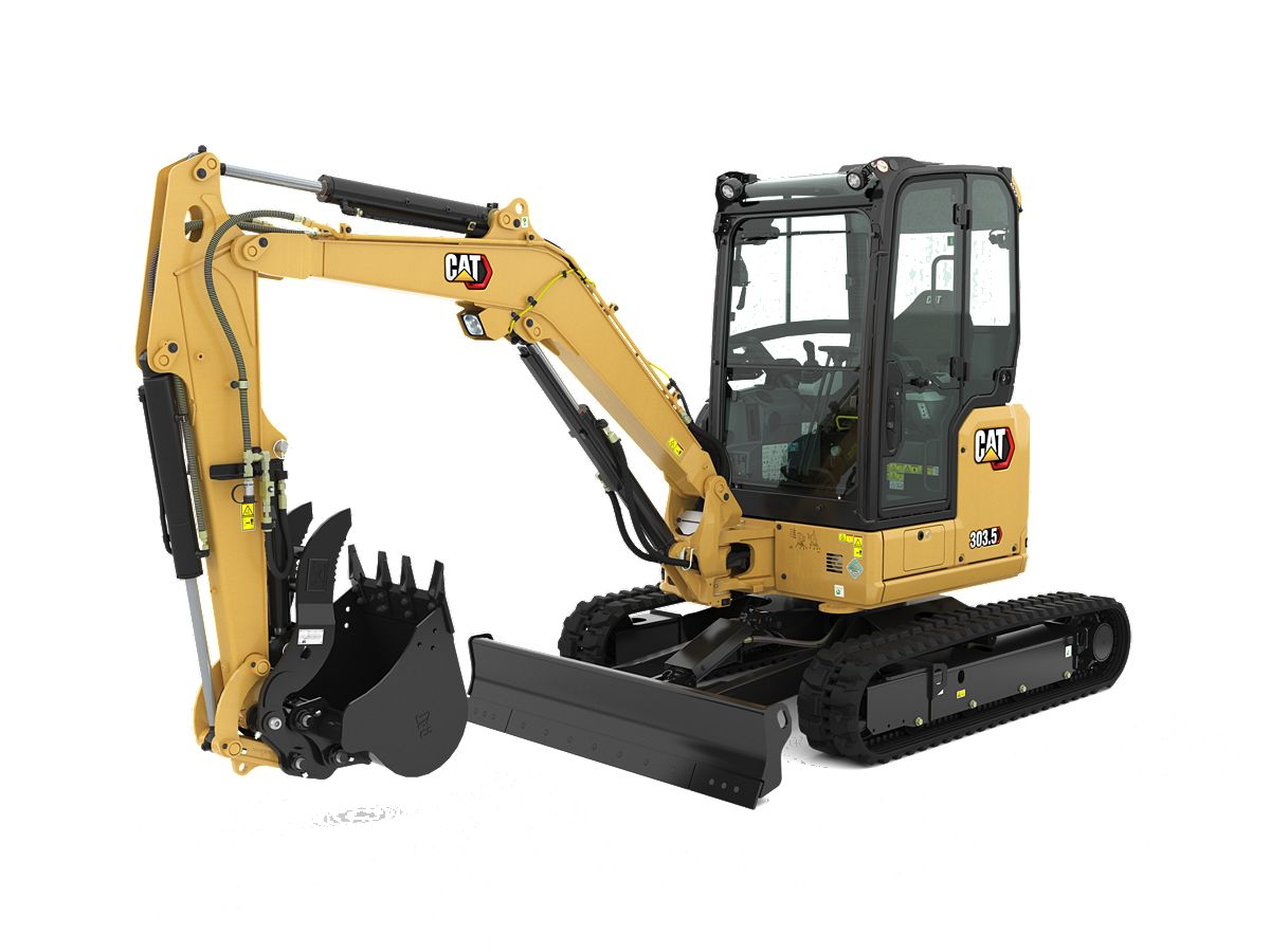 303.5 CR Mini Hydraulic Excavator