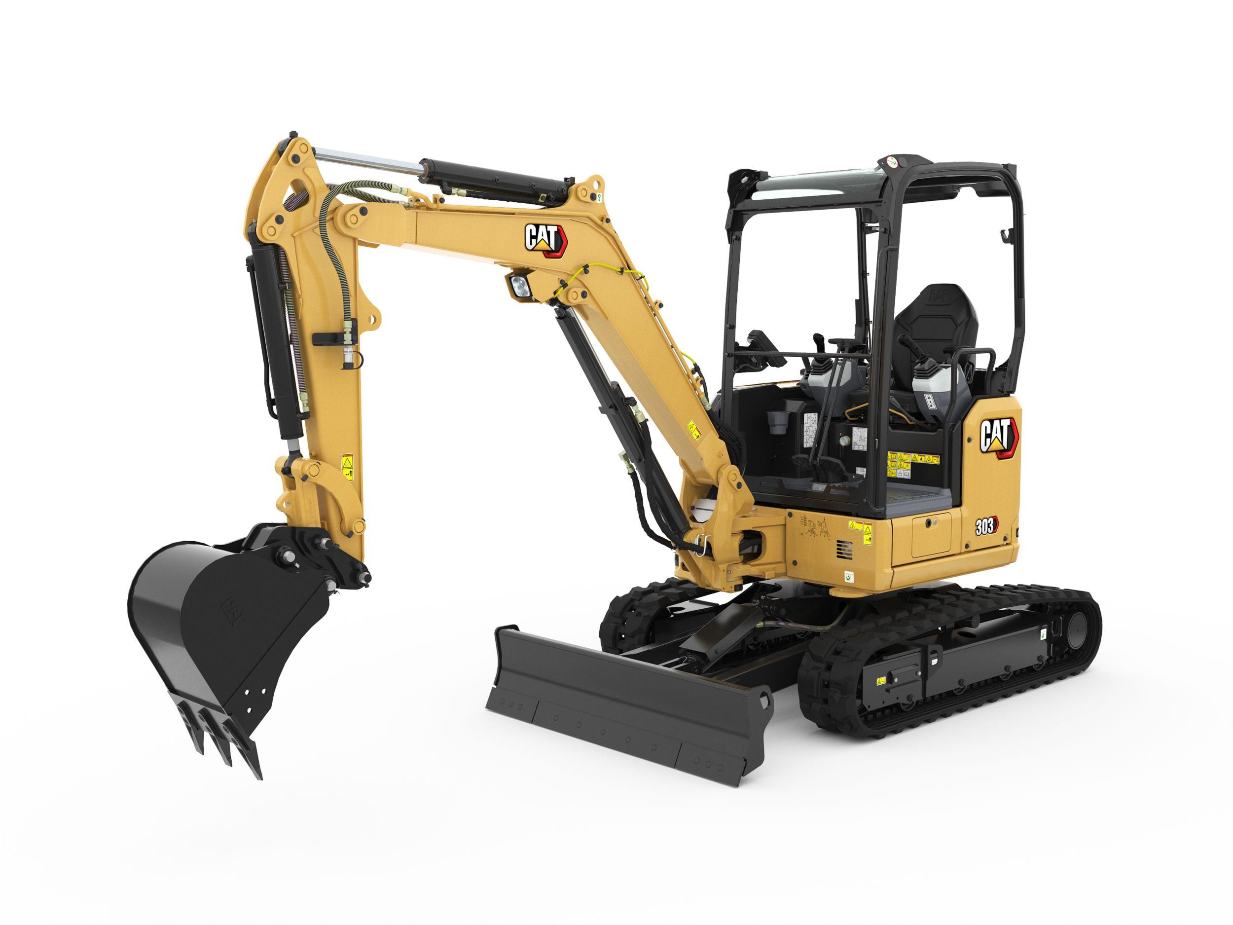 Mini Excavators 303 CR