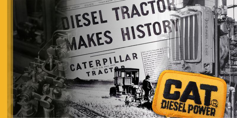 Cat Diesel Power's Ultimate Origin Story