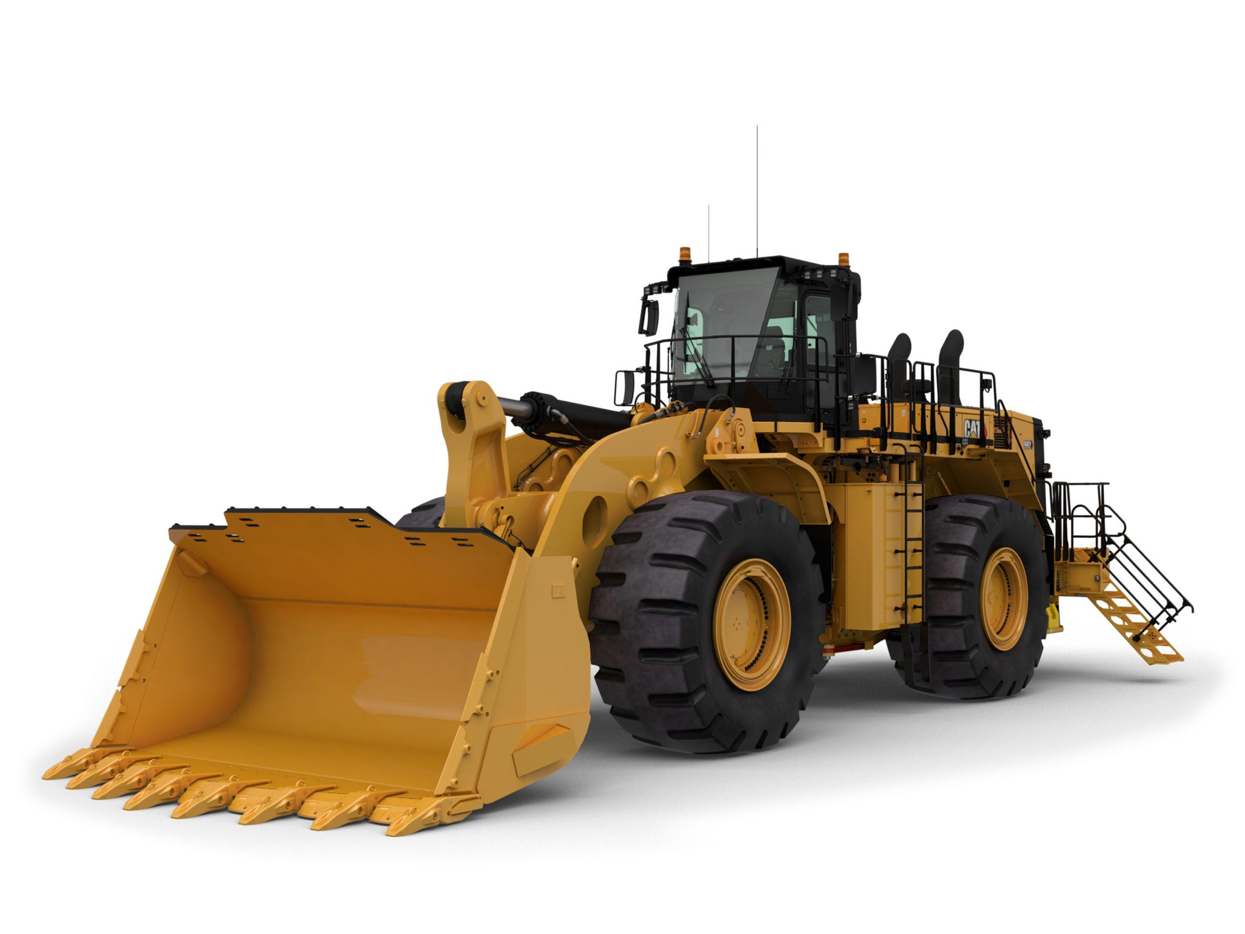992 Wheel Loader>