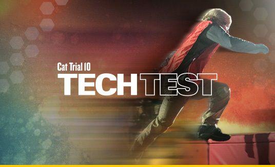 Cat Trial 10: Tech Test