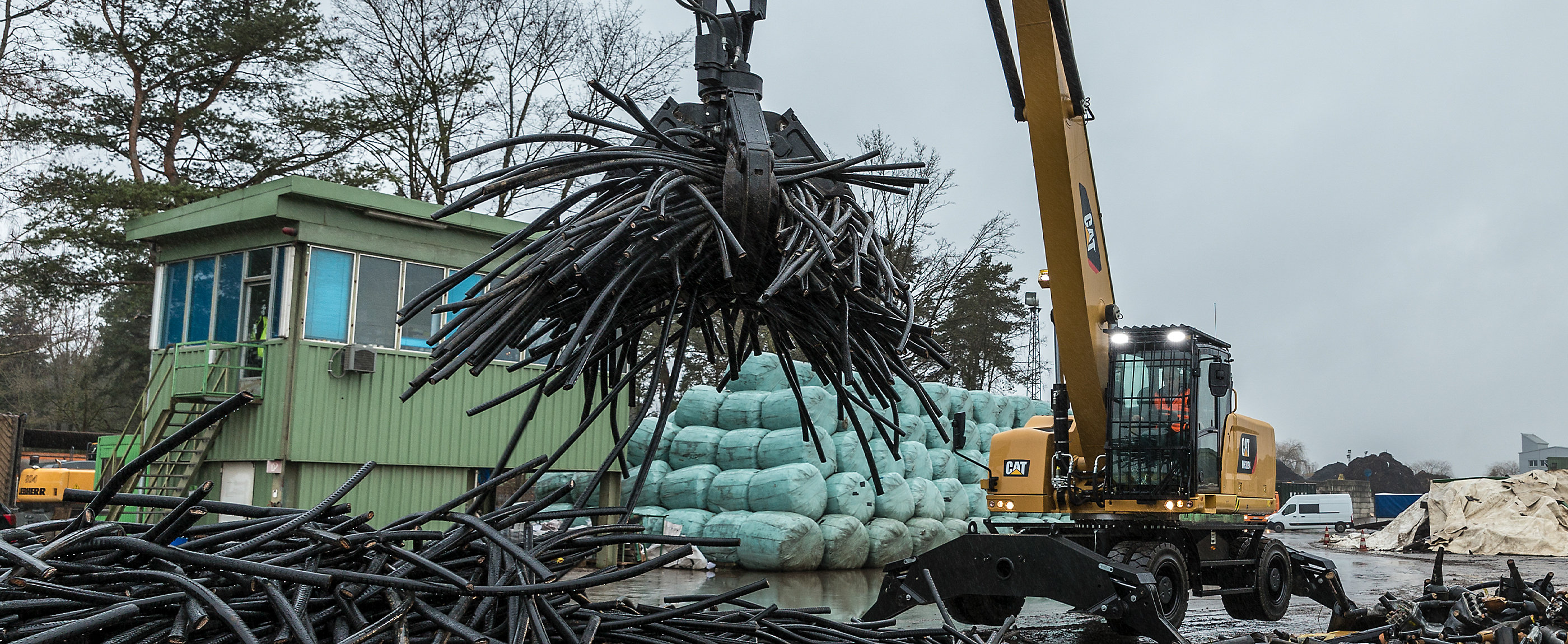 Scrap Recycling Attachments