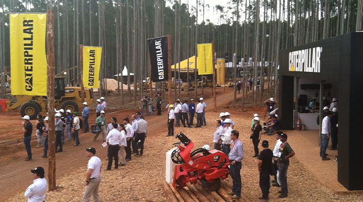 Solutions for Brazil's Rapidly Growing Forestry Industry on Display at ExpoForest