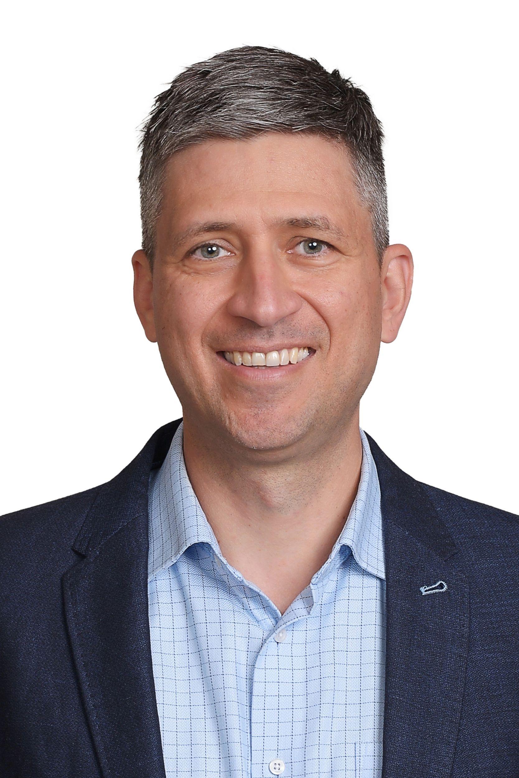 Colin Kerelchuk, VP Global Aftermarket