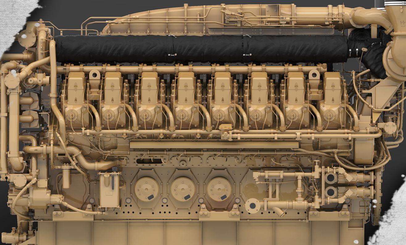 G3600 Engine