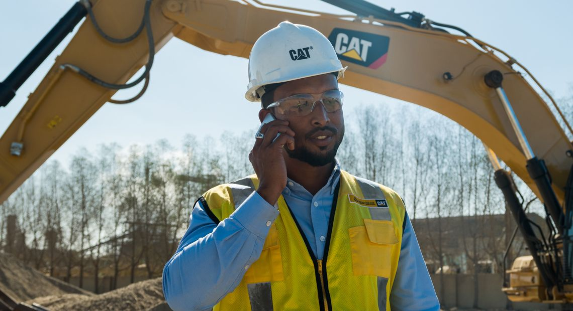 Cat® Equipment Management gives you access to all the data you need to keep your equipment on the job site and earning money.