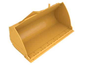 Standard Flat Floor PS, 5m³ (6.5yd³), Pin On